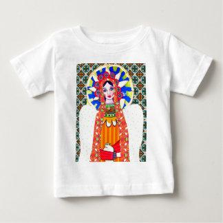 グアダルペのヴァージン ベビーTシャツ