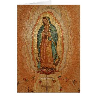 グアダルペの私達の女性 カード
