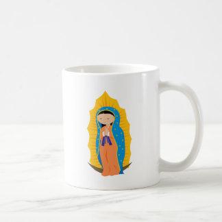 グアダルペの私達の女性 コーヒーマグカップ