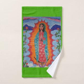 グアダルペの私達の女性 バスタオルセット