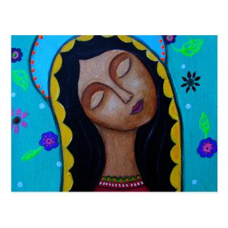 グアダルペの私達の女性 ポストカード