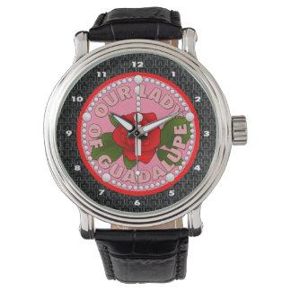 グアダルペの私達の女性 腕時計