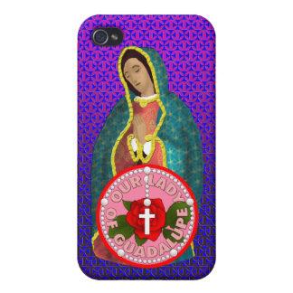 グアダルペの私達の女性 iPhone 4/4Sケース