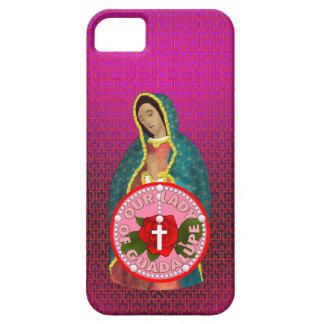グアダルペの私達の女性 iPhone SE/5/5s ケース