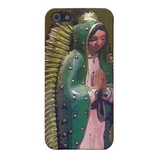 グアダルペのiPhone 5の場合のヴァージン iPhone 5 Case