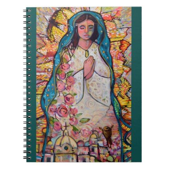 グアダルペジャーナルの私達の女性 ノートブック