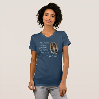 グアダルペ聖母マリアメキシコのカトリック教徒の私達の女性 Tシャツ