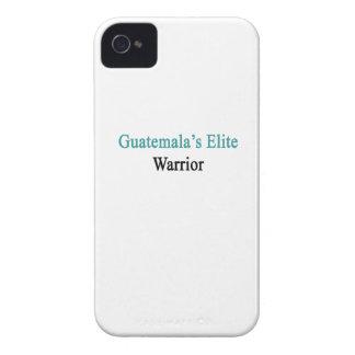 グアテマラのエリートの戦士 Case-Mate iPhone 4 ケース