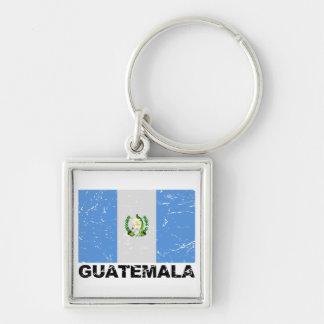 グアテマラのヴィンテージの旗 キーホルダー