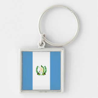 グアテマラの旗Keychain キーホルダー