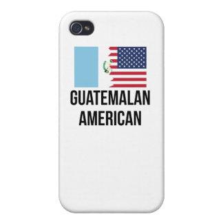 グアテマラの米国旗 iPhone 4/4Sケース