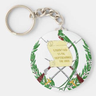 グアテマラの紋章付き外衣 キーホルダー