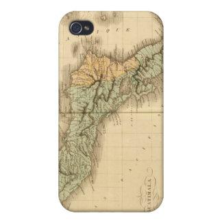 グアテマラ iPhone 4/4Sケース