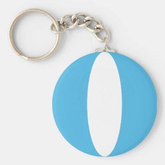 グアテマラFisheyeの旗Keychain キーホルダー