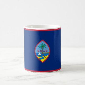 グアムのマグの旗 コーヒーマグカップ