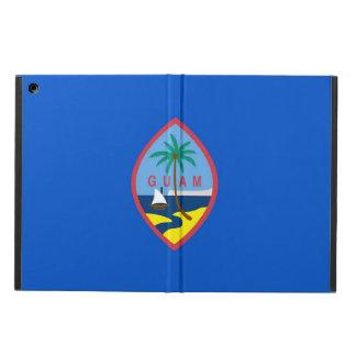 グアムの旗との愛国心が強いipadの場合 iPad airケース
