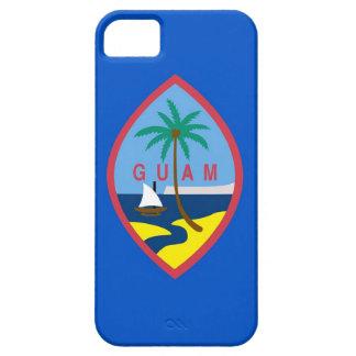 グアムの旗とのIPhone 5の場合 iPhone SE/5/5s ケース