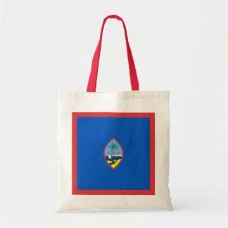 グアムの旗のバッグ トートバッグ