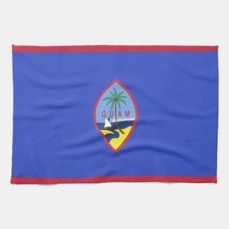 グアムの旗 キッチンタオル