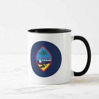グアムの旗 マグカップ
