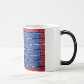 グアムの旗 マジックマグカップ