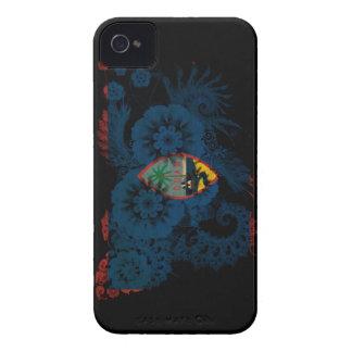 グアムの旗 Case-Mate iPhone 4 ケース