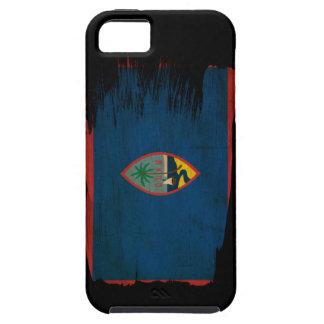 グアムの旗 iPhone SE/5/5s ケース