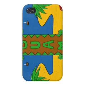 グアムのIphone 4ケース iPhone 4/4S Cover