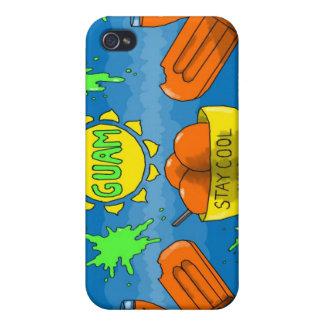 グアムのipodcase iPhone 4/4S cover