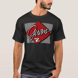 グアムは671の飛行家を走ります Tシャツ