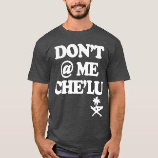 グアムは671を@私Chelu走ります Tシャツ