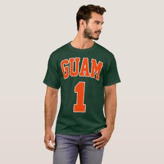 グアムは671ハリケーンを走ります Tシャツ