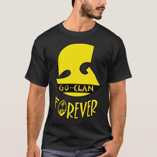 グアムは671一族を永久に走ります Tシャツ