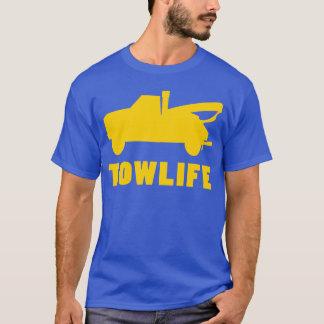 グアムは671牽引の生命を走ります Tシャツ