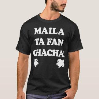 グアムは671 Maila taファンChachaを走ります Tシャツ
