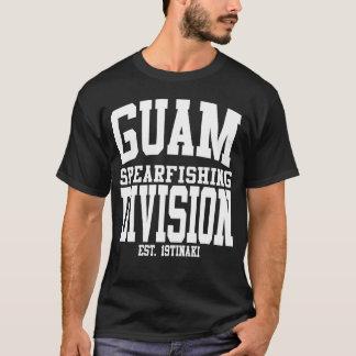 グアムは671 Spearfishingを走ります Tシャツ