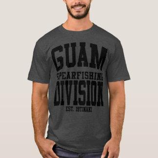 グアムは671 Spearfishing部を走ります Tシャツ