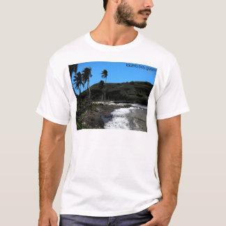 グアムは671 Talafofo湾を走ります Tシャツ