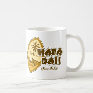 グアムHafa戴 コーヒーマグカップ