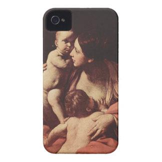 グイド・レーニ著慈善 Case-Mate iPhone 4 ケース