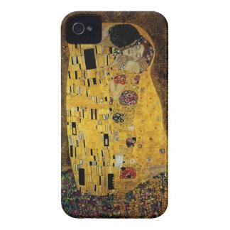 グスタフのクリムトによるキス Case-Mate iPhone 4 ケース
