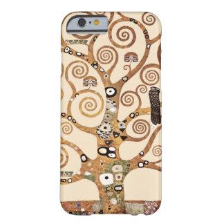 グスタフのクリムトによる生命の樹 BARELY THERE iPhone 6 ケース