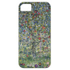 グスタフのクリムトのりんごの木 iPhone SE/5/5s ケース
