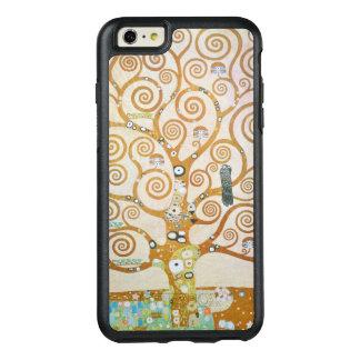 グスタフのクリムトアールヌーボー生命の樹 オッターボックスiPhone 6/6S PLUSケース