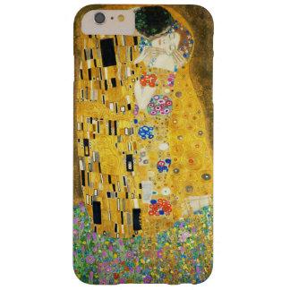 グスタフのクリムトキスのヴィンテージのアールヌーボーの絵を描くこと BARELY THERE iPhone 6 PLUS ケース