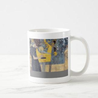 グスタフのクリムト//Musik コーヒーマグカップ