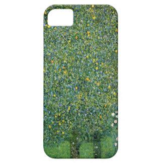 グスタフのクリムトRosebushes iPhone SE/5/5s ケース