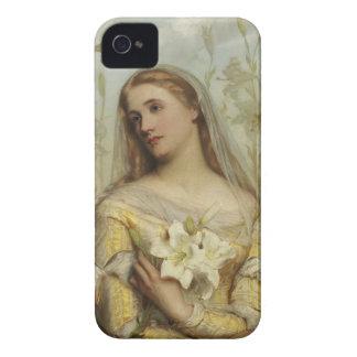 グスタフの法皇の4s例によるIphone 4ユリ Case-Mate iPhone 4 ケース