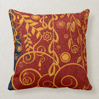 グスタフアールヌーボーの装飾の枕のための庭 クッション