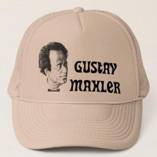 グスタフ・マーラーの帽子 キャップ